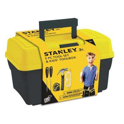 Toolbox with 5-Tools