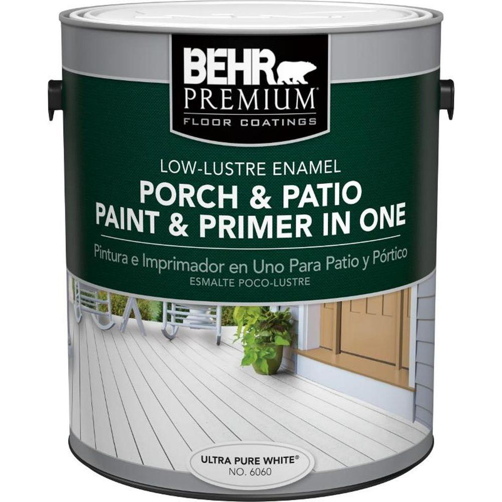 behr premium 1 gal 6060 ultra pure white low lustre