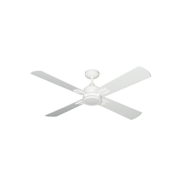 Led Pure White Ceiling Fan