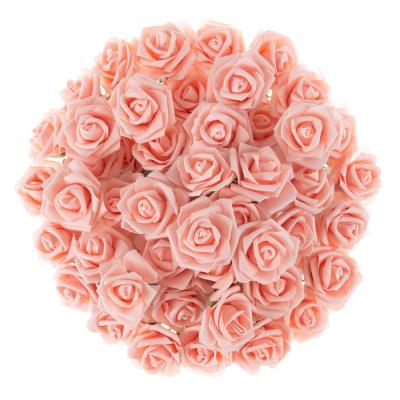 Artificial Rose Bundle in Blush (Set of 50)