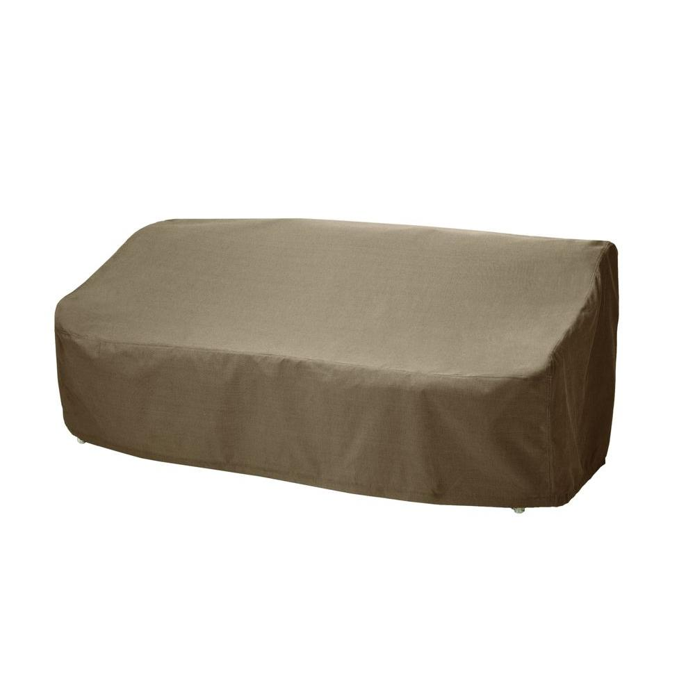 Brown Jordan Northshore Patio Furniture Cover for the Sofa 3870 6314   The Home  Depot. Brown Jordan Northshore Patio Furniture Cover for the Sofa 3870