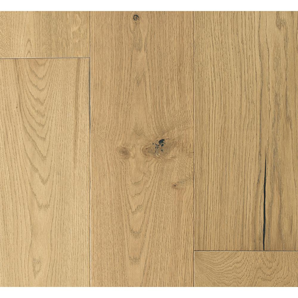 Malibu Wide Plank French Oak Sunset Cliffs 1/2 in. T x 7-1/2 in. W x Varying Length Engineered Hardwood Flooring (932.80 sq. ft. / pallet)