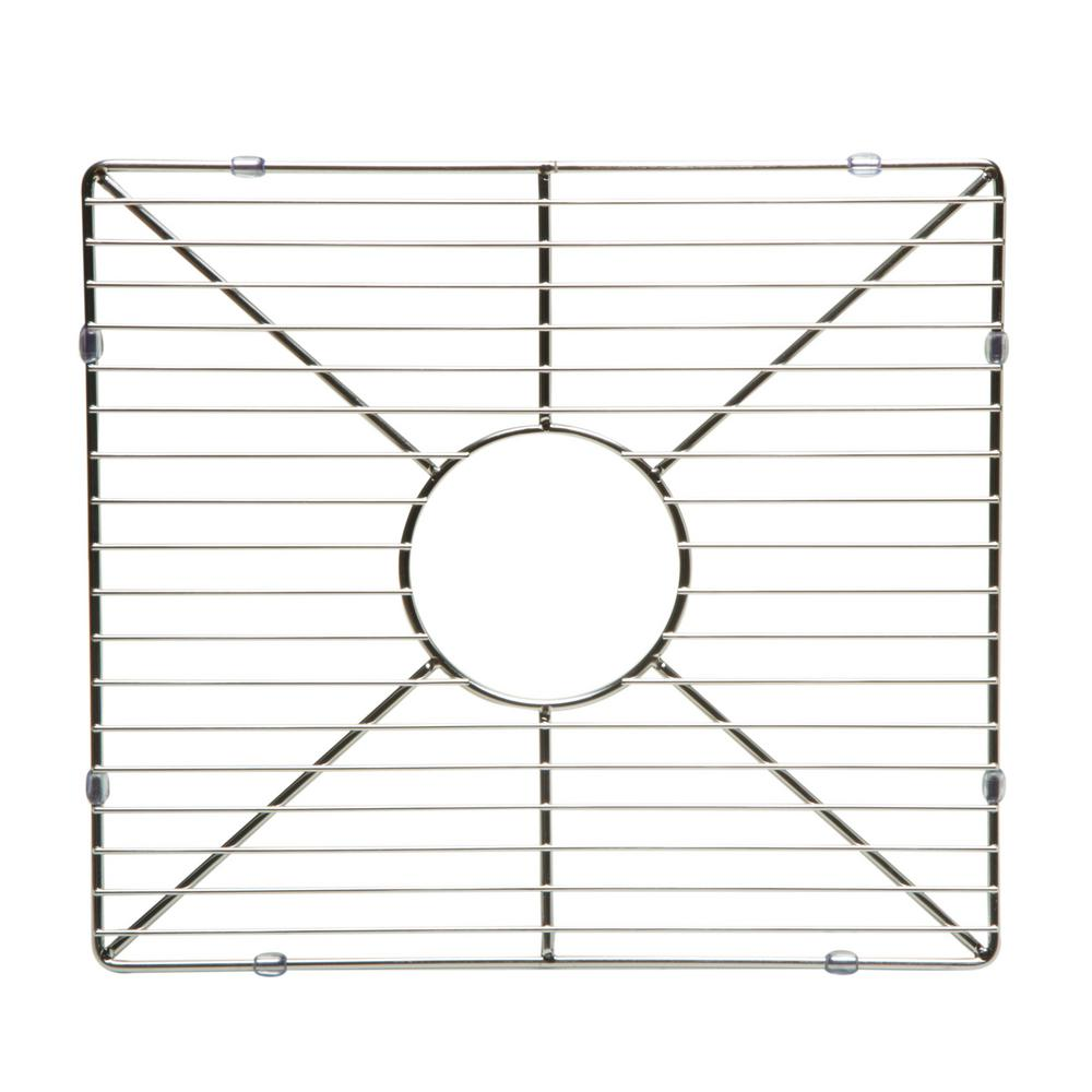 ABGR3918 16.5 in. Grid for Kitchen Sinks AB3618DB-W, AB3618ARCH-W in Brushed