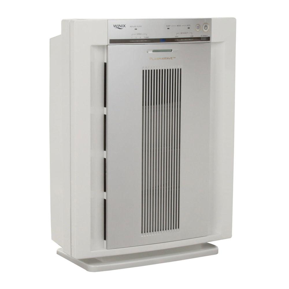 5500 Washable True-HEPA Air Cleaner with PlasmaWave Technology