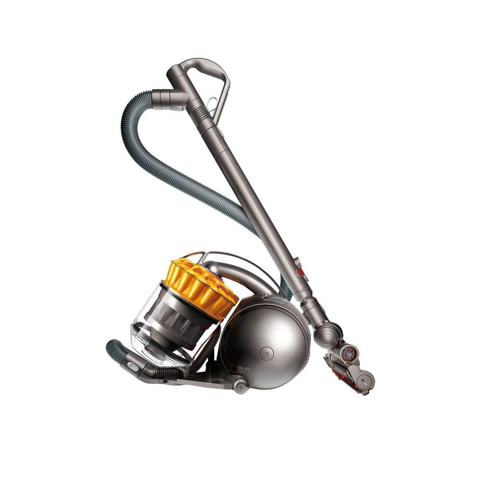 Dyson Ball Multi Floor Canister Vacuum Cleaner, Yellows/G...