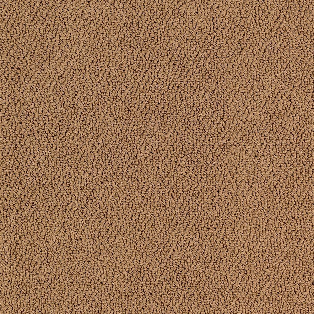 Lower Treasure - Color Polished Copper Pattern 12 ft. Carpet