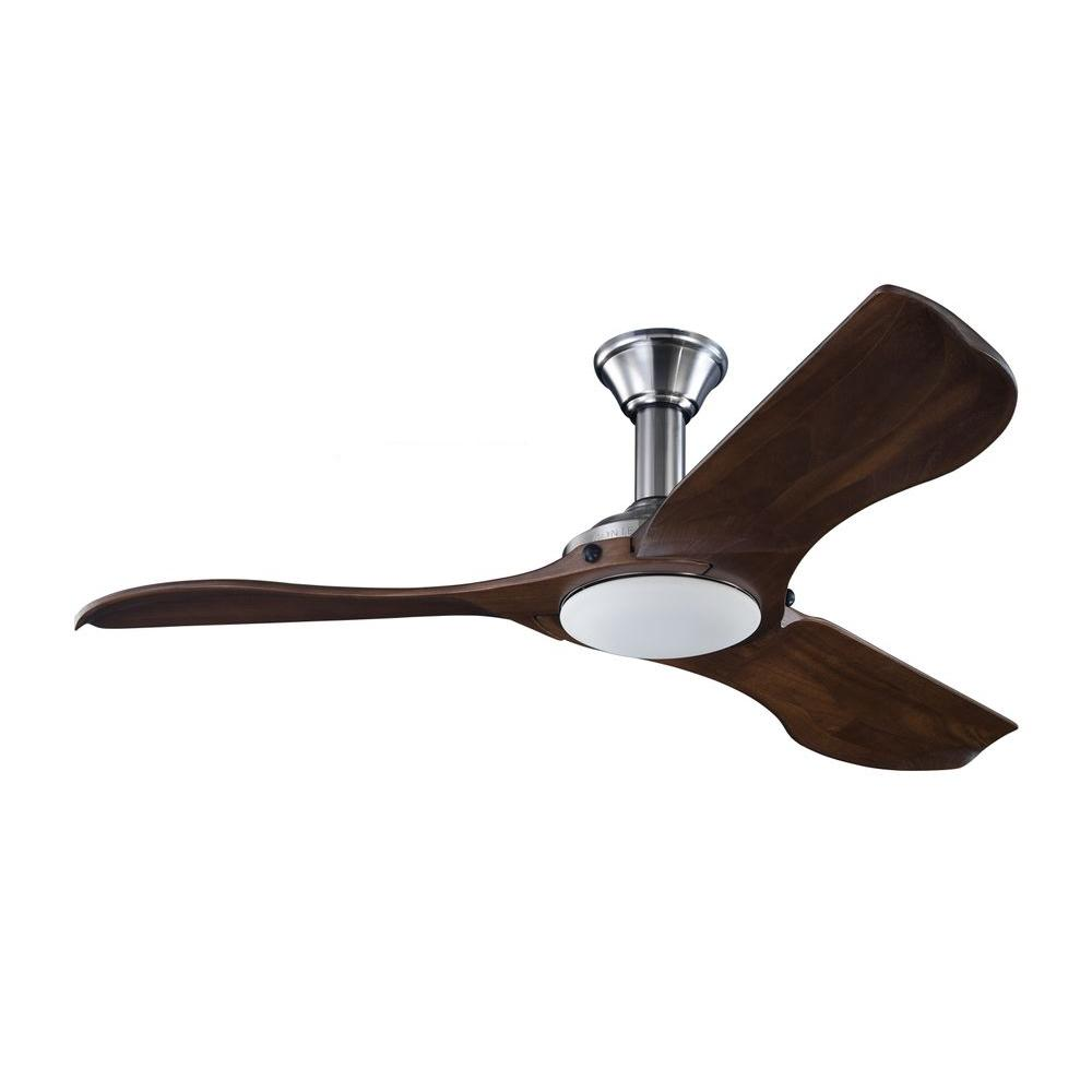 Monte carlo minimalist 56 in black ceiling fan 3mnlr56bkd the black ceiling fan 3mnlr56bkd the home depot aloadofball Image collections