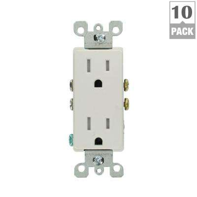 electrical outlets receptacles wiring devices light controls rh homedepot com wiring electrical wall outlets connecting wall outlets