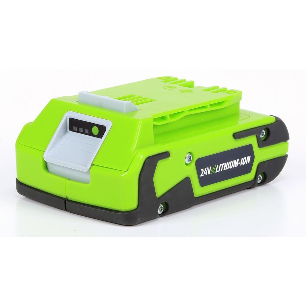 24-Volt G24 2.0ah Battery