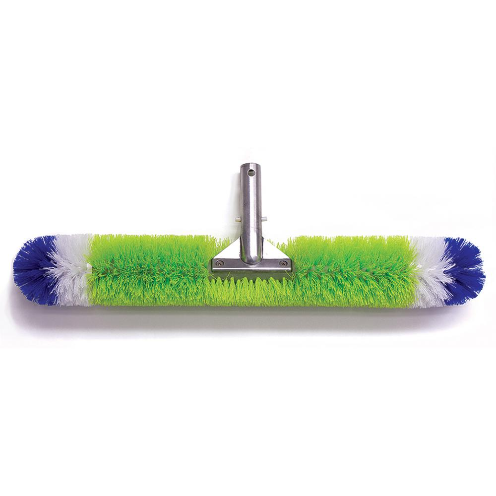 24 in. 360° Brush-A-Round Pool Brush