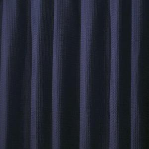 York Shower Curtain in Navy by