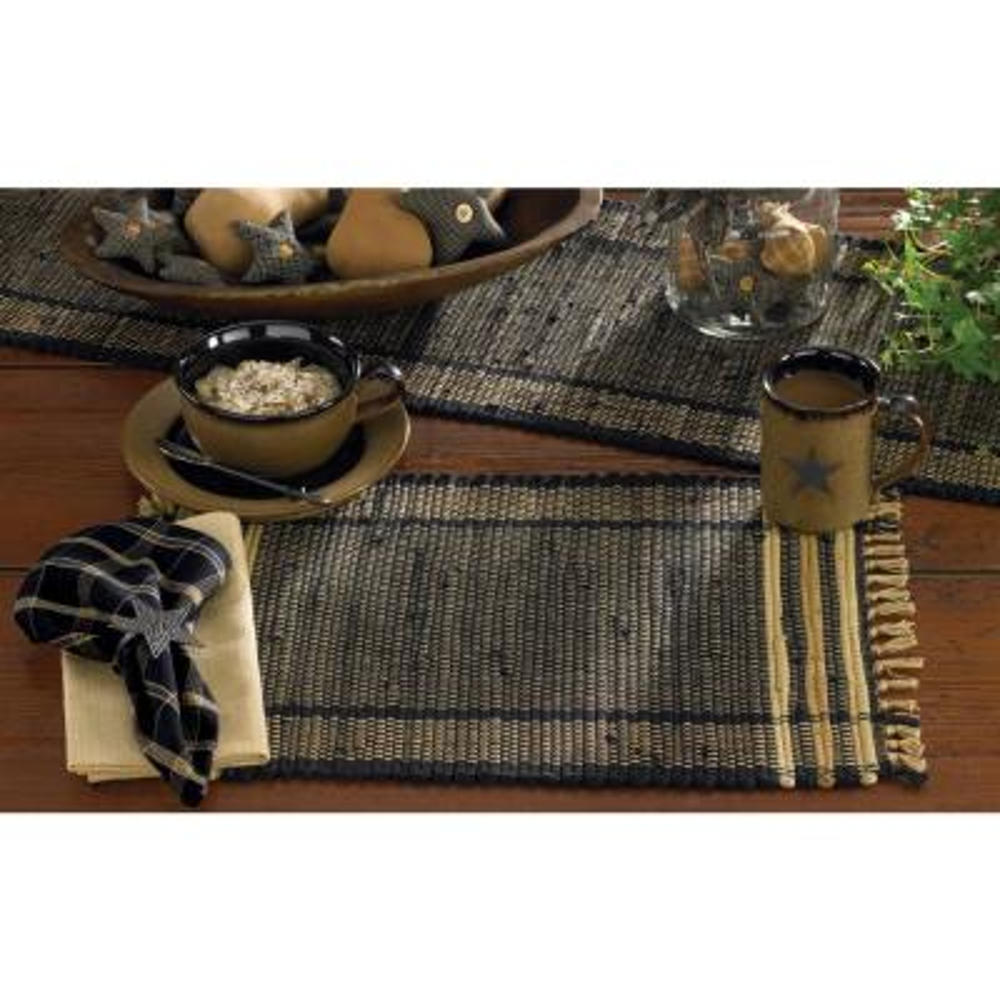 Sawmill Brown Dinner Plate (Set of 4)