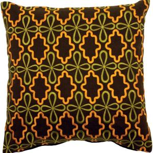 Artistic Weavers LovelyB 18 inch x 18 inch Decorative Down Pillow by Artistic Weavers