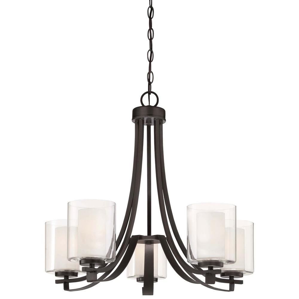 Minka lavery parsons studio 5 light smoked iron chandelier 4105 172 minka lavery parsons studio 5 light smoked iron chandelier arubaitofo Choice Image