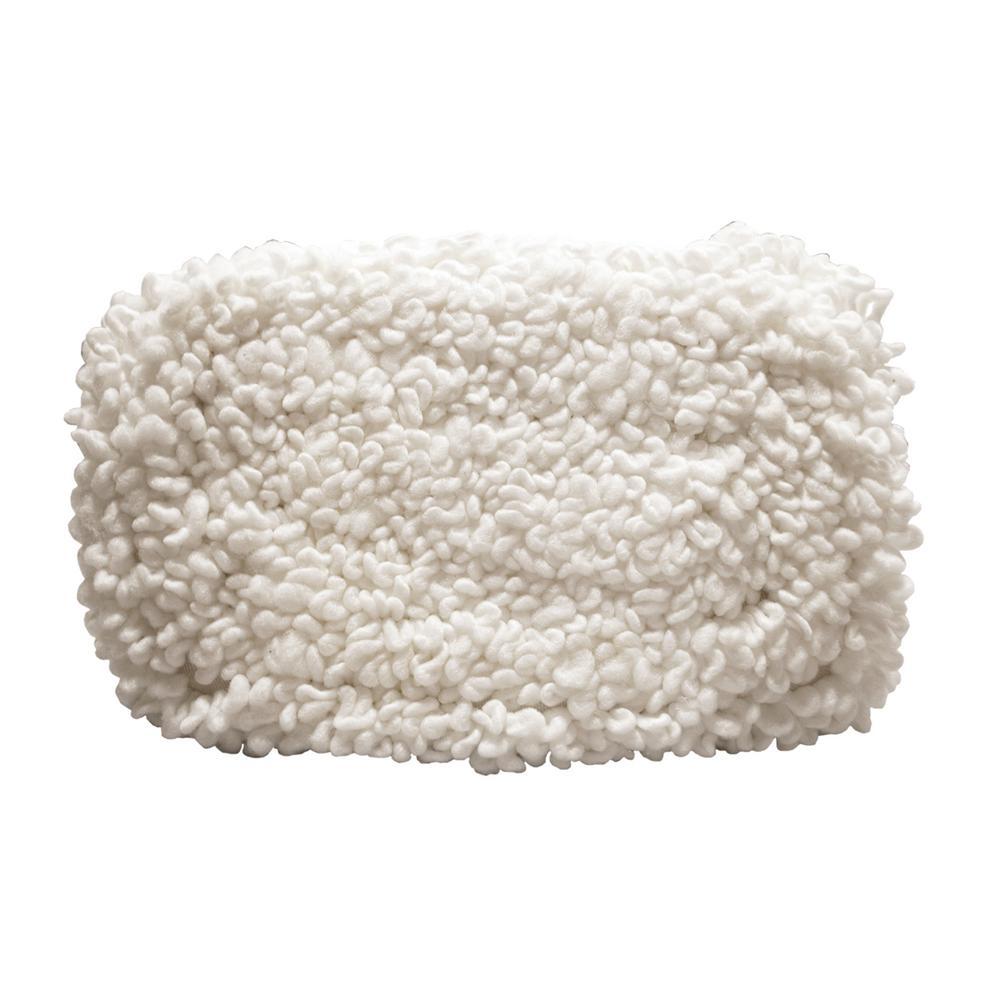 Adaptables 8 in. Microfiber Dip-N-Wash Mop Head