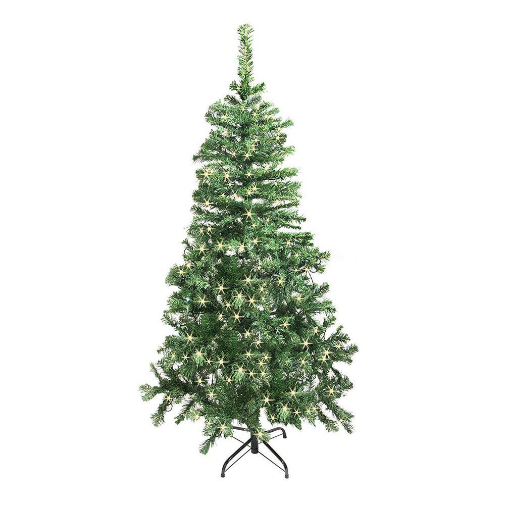 6.5 ft. Unlit Artificial Christmas Tree