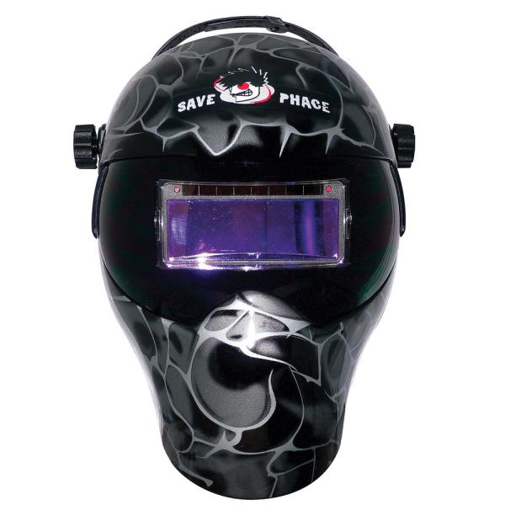 Gen X Series Black Asp EPF Welding Helmet