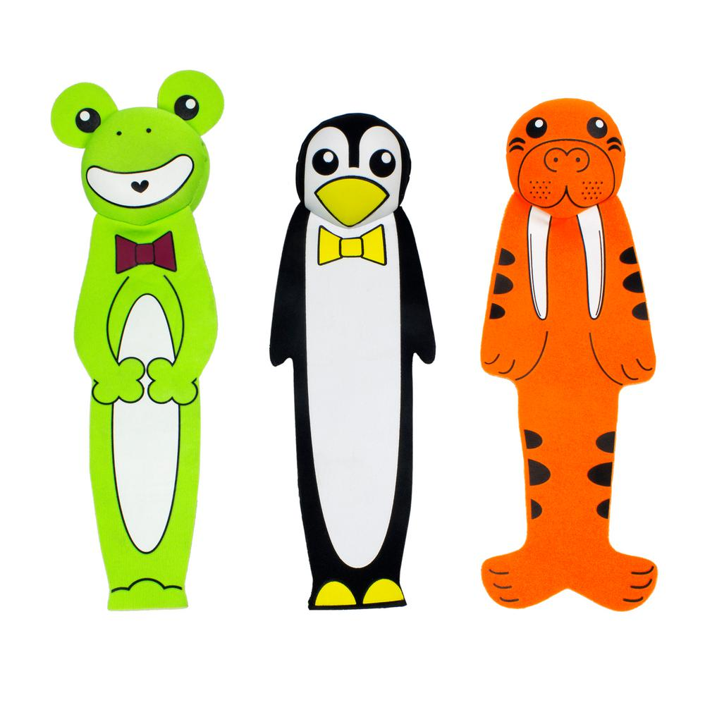 Animal Swimming Pool Dive Bombs (3-Pack)
