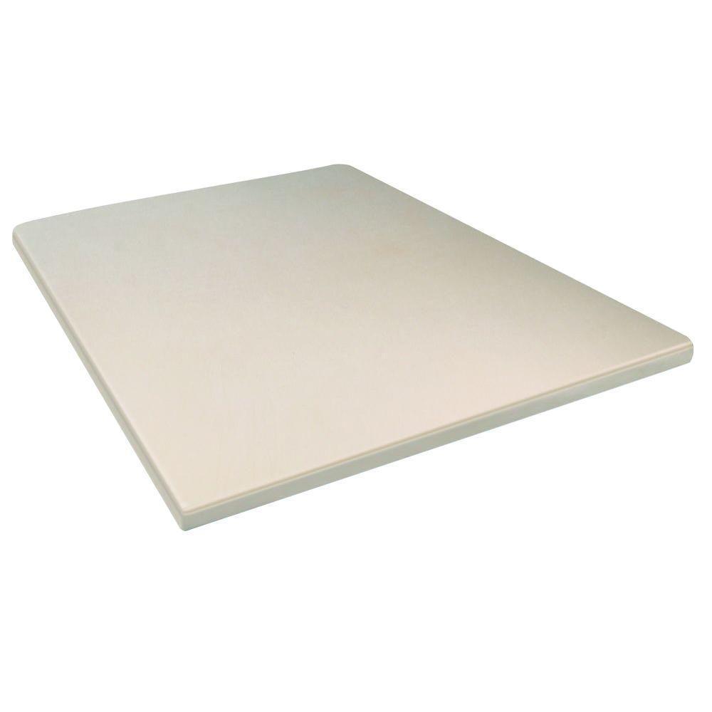 brookside 2 5 in king gel infused memory foam mattress topper bs25kk30gt the home depot. Black Bedroom Furniture Sets. Home Design Ideas