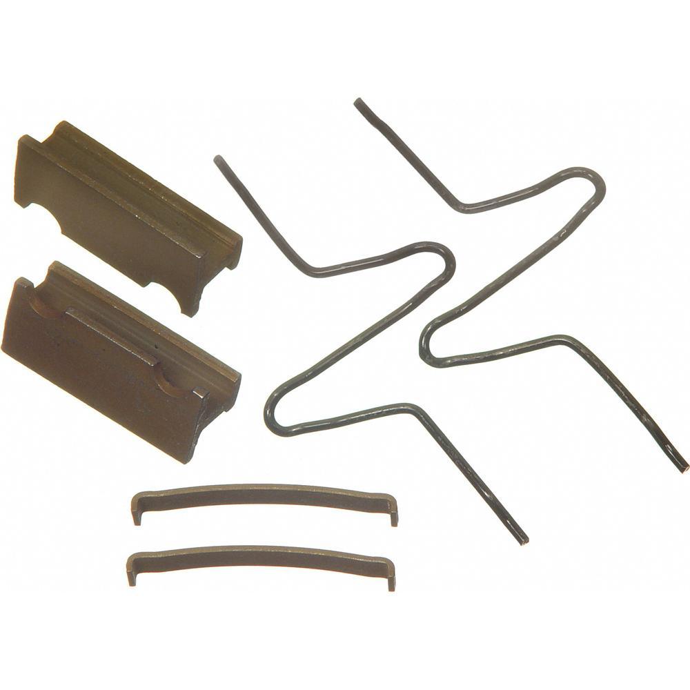 Rear Wagner H15921 Disc Brake Hardware Kit