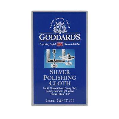 0.9 lb. Silver Cloth Cleaner