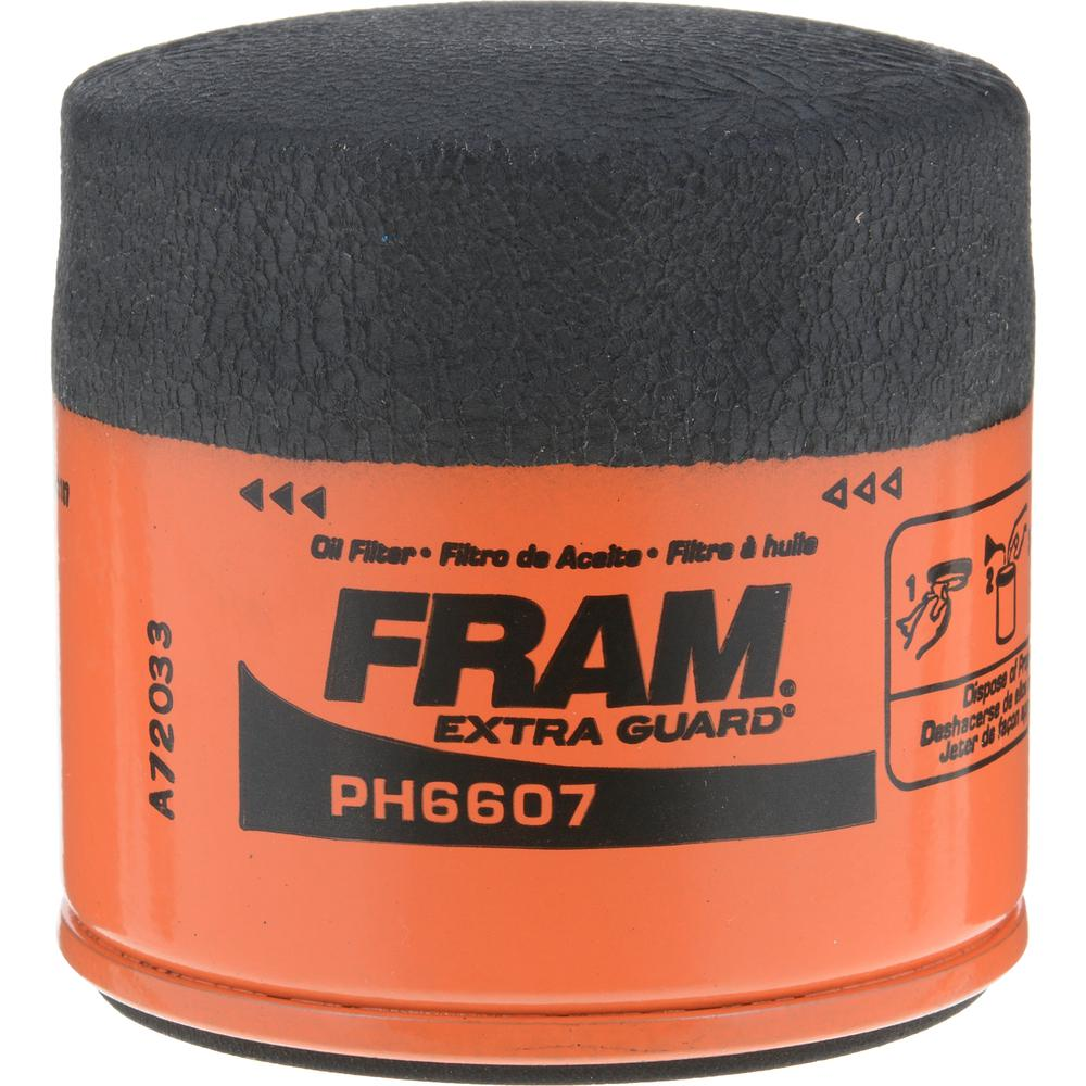 Fram Filters 2.7 in. Extra Guard Oil Filter-PH6607 - The