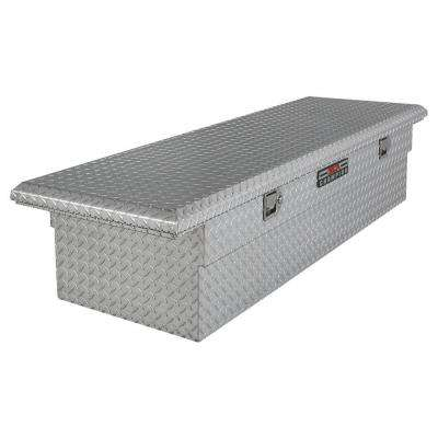 Champion 70 in. Gear-Lock Full Size Low Profile Crossover Tool Box, Bright