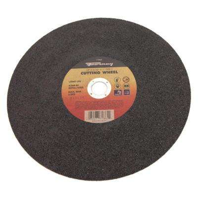 12 in. x 3/32 in. x 1 in. Metal Type 1 A36R-BF Chop Saw Blade