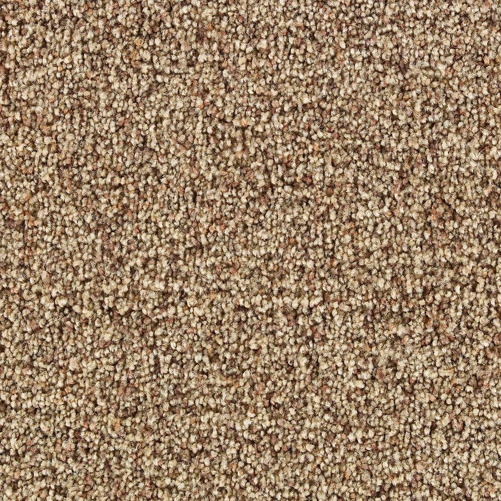 Martha Stewart Living Burghley Fawn - 6 in. x 9 in. Take Home Carpet Sample