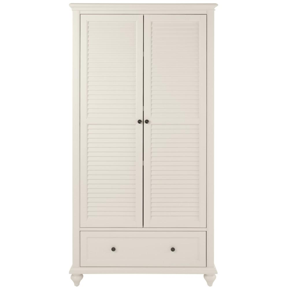 Home decorators collection hamilton 2 door polar white bookcase