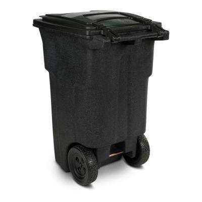 64 Gal Wheeled Blackstone Trash Can