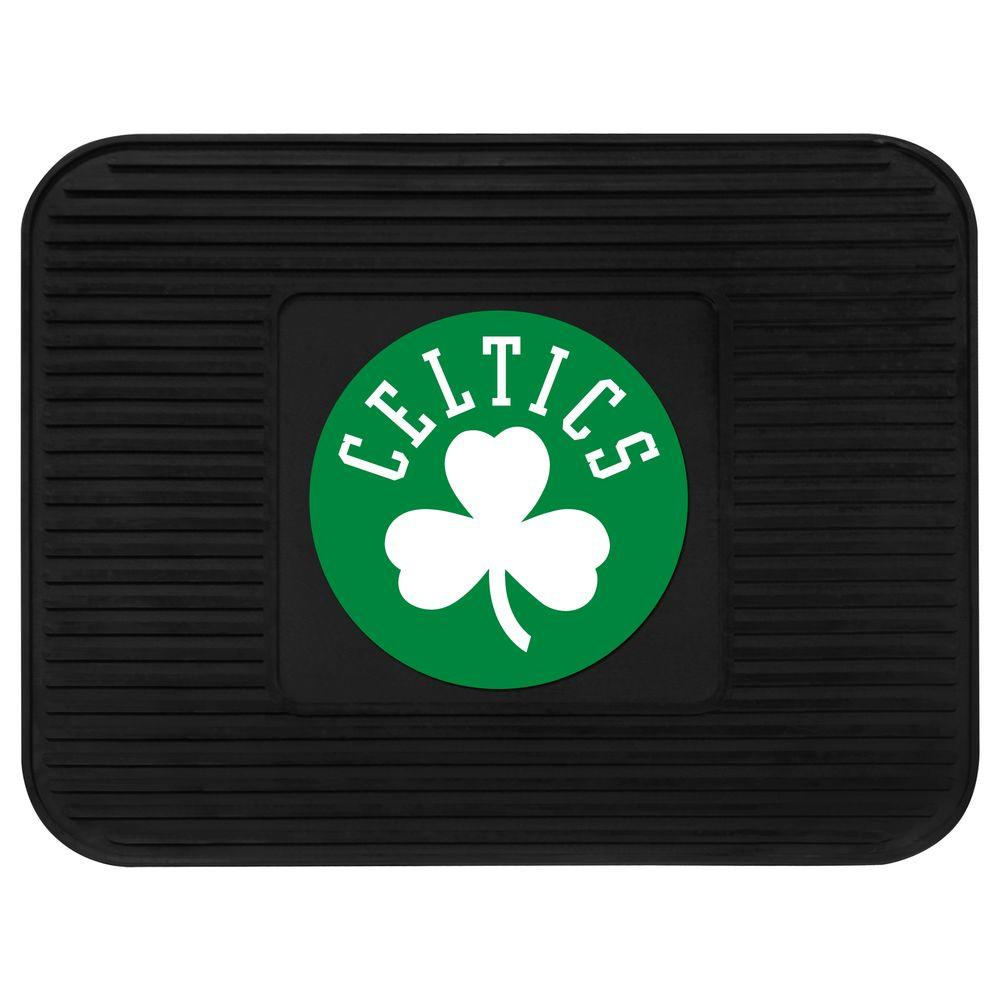 FANMATS Boston Celtics 14 in. x 17 in. Utility Mat