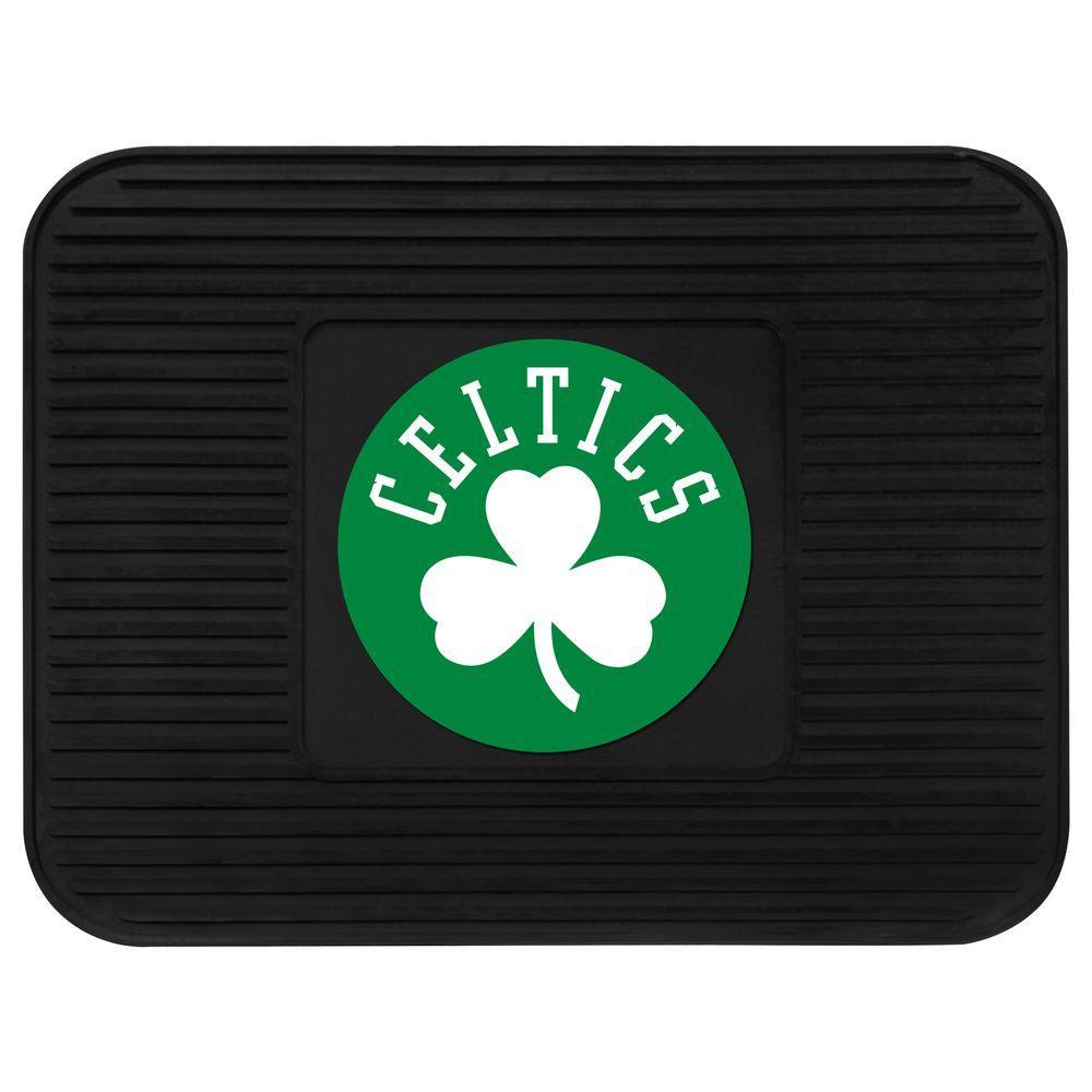 Boston Celtics 14 in. x 17 in. Utility Mat