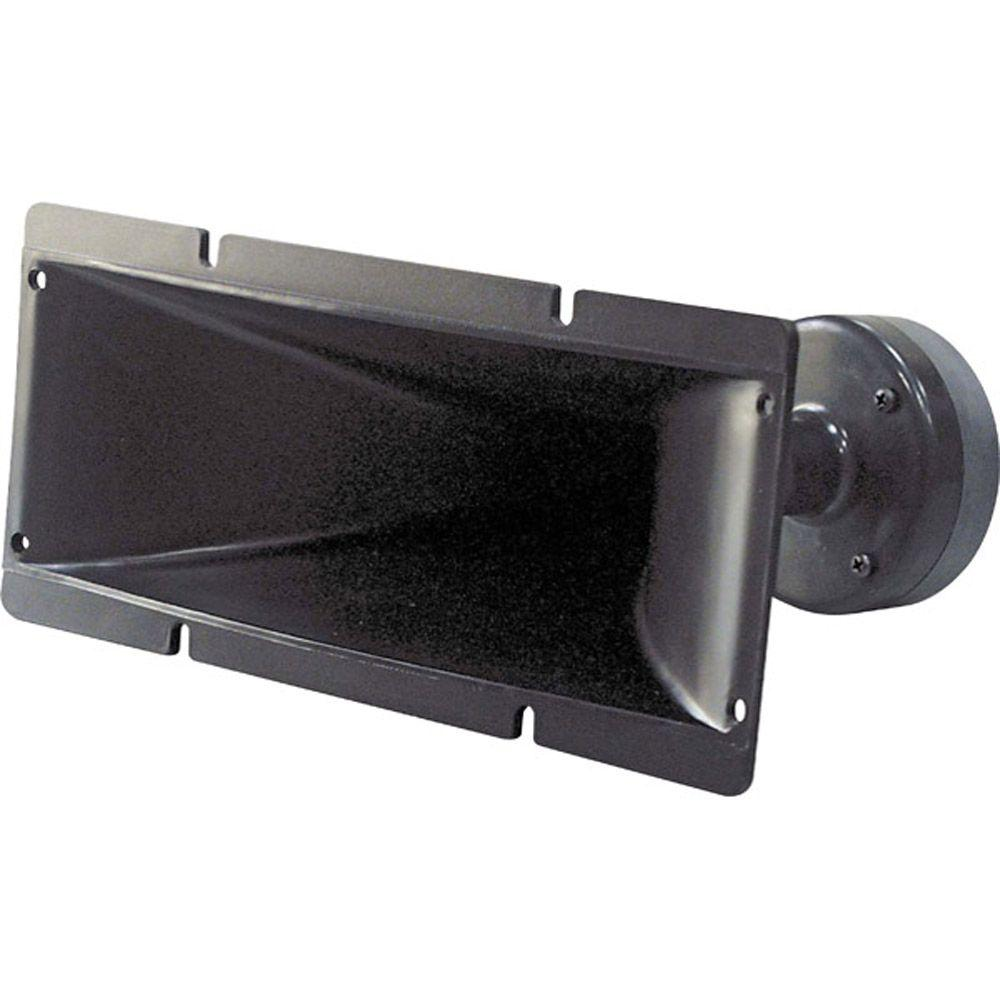 Pyle 4 in. x 10 in. Horn Tweeter-DISCONTINUED