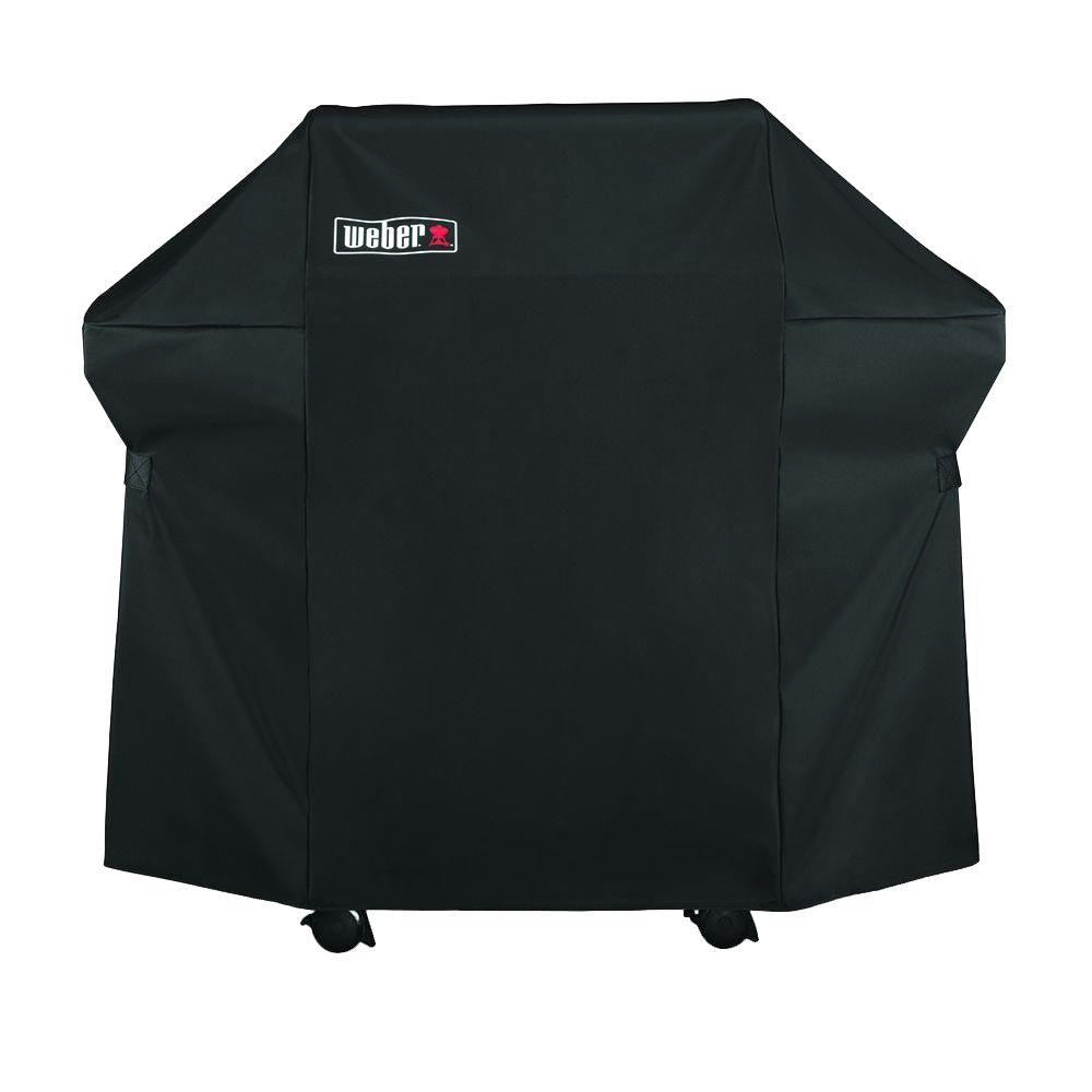 Weber Spirit 220/300 Gas Grill Cover,  Black