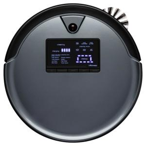 Bobsweep PetHair Plus Robotic Vacuum Cleaner and Mop (Charcoal)
