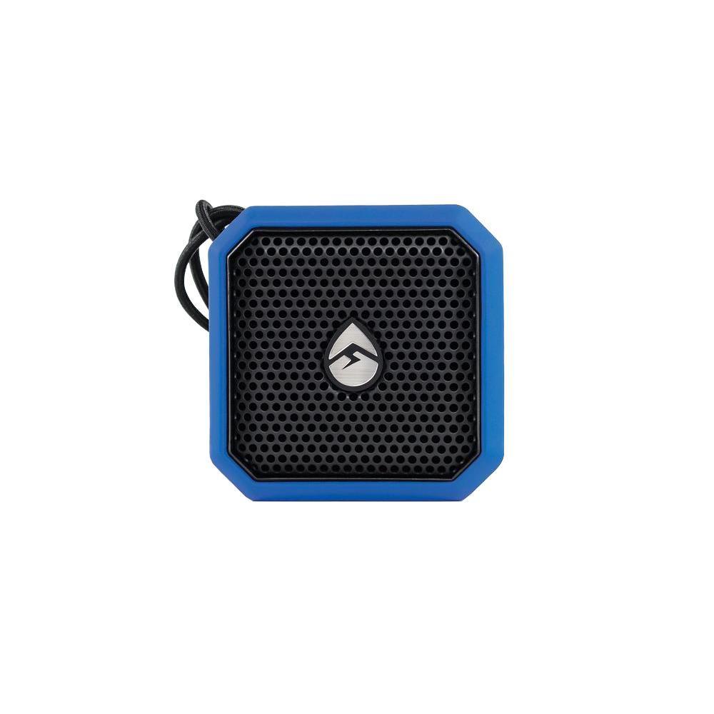 ECOXGEAR EcoPebble Lite Waterproof Bluetooth Speaker, Blue-GDI-EXPLT9 -  The Home Depot