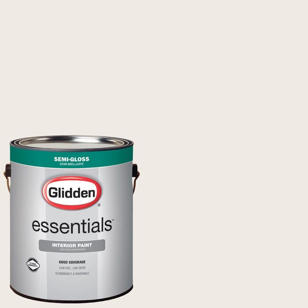 Hdgo35u Natural White Semi Gloss Interior Paint