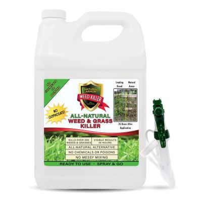 128 oz. All-Natural Weed and Grass Killer Ready-To-Use