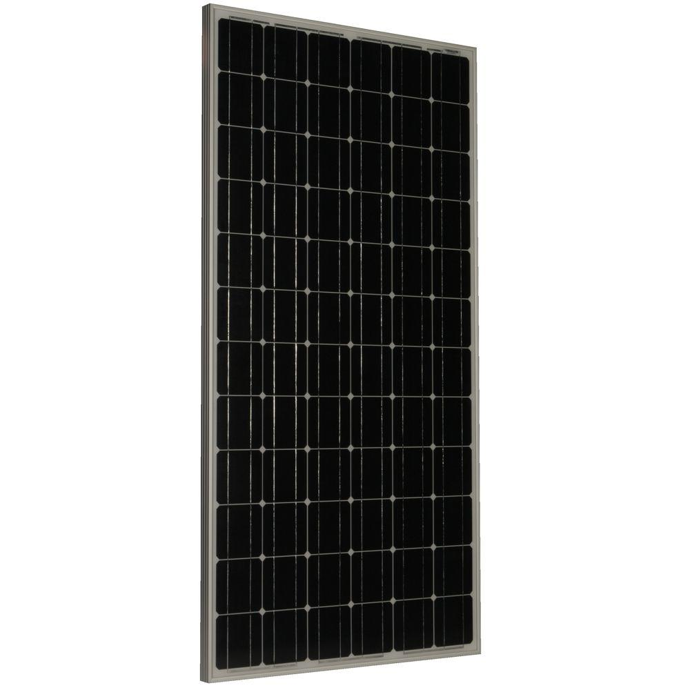 Grape Solar 190-Watt Monocrystalline Solar Panel