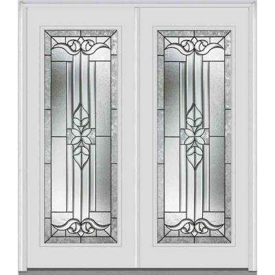 Yes South Central No Panel Doors With Glass Fiberglass Doors