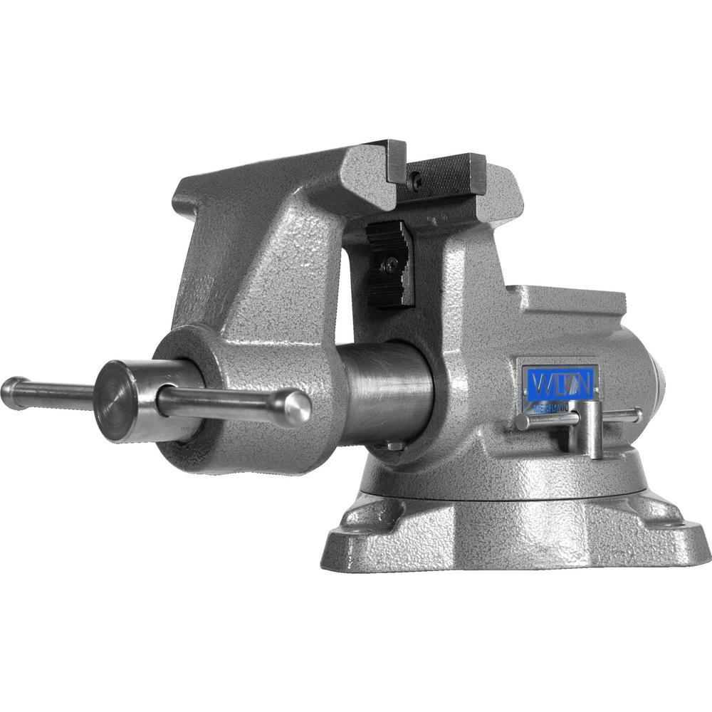 5.5 in. 855M Wilton Mechanics Pro Vise