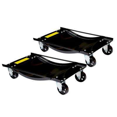 1000 lbs. Capacity Vehicle Dollies (2-Pack)
