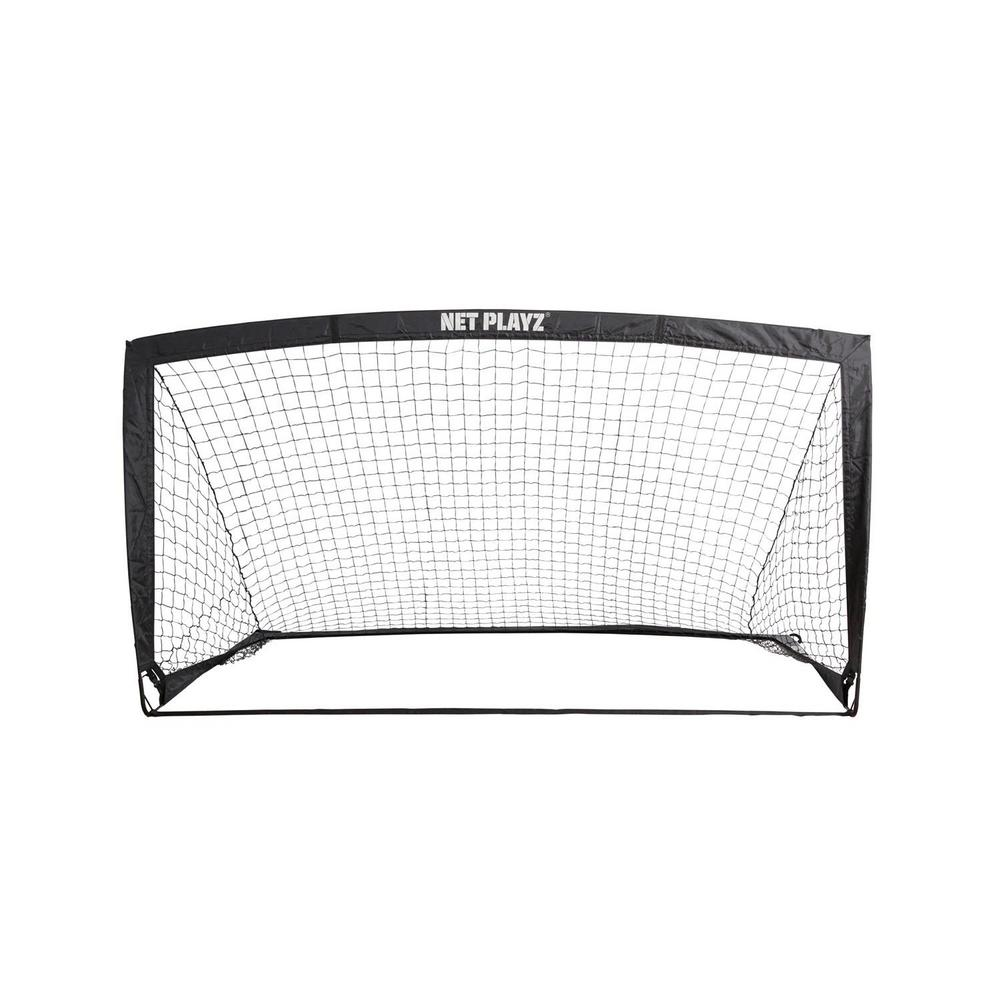 TRI GREAT USA Net Playz 5-Minutes Easy Setup Portable Training Soccer Goal
