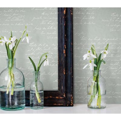 56 sq. ft. Magnolia Home Noteworthy Removable Wallpaper