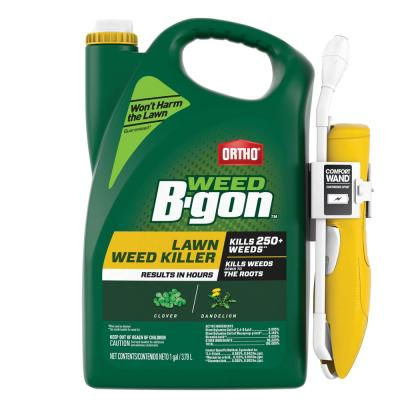 1 Gal. Weed B Gon Weed Killer for Lawns RTU Wand