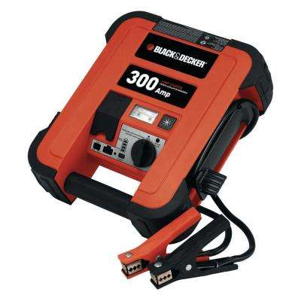 300-Amp Portable Jump Starter