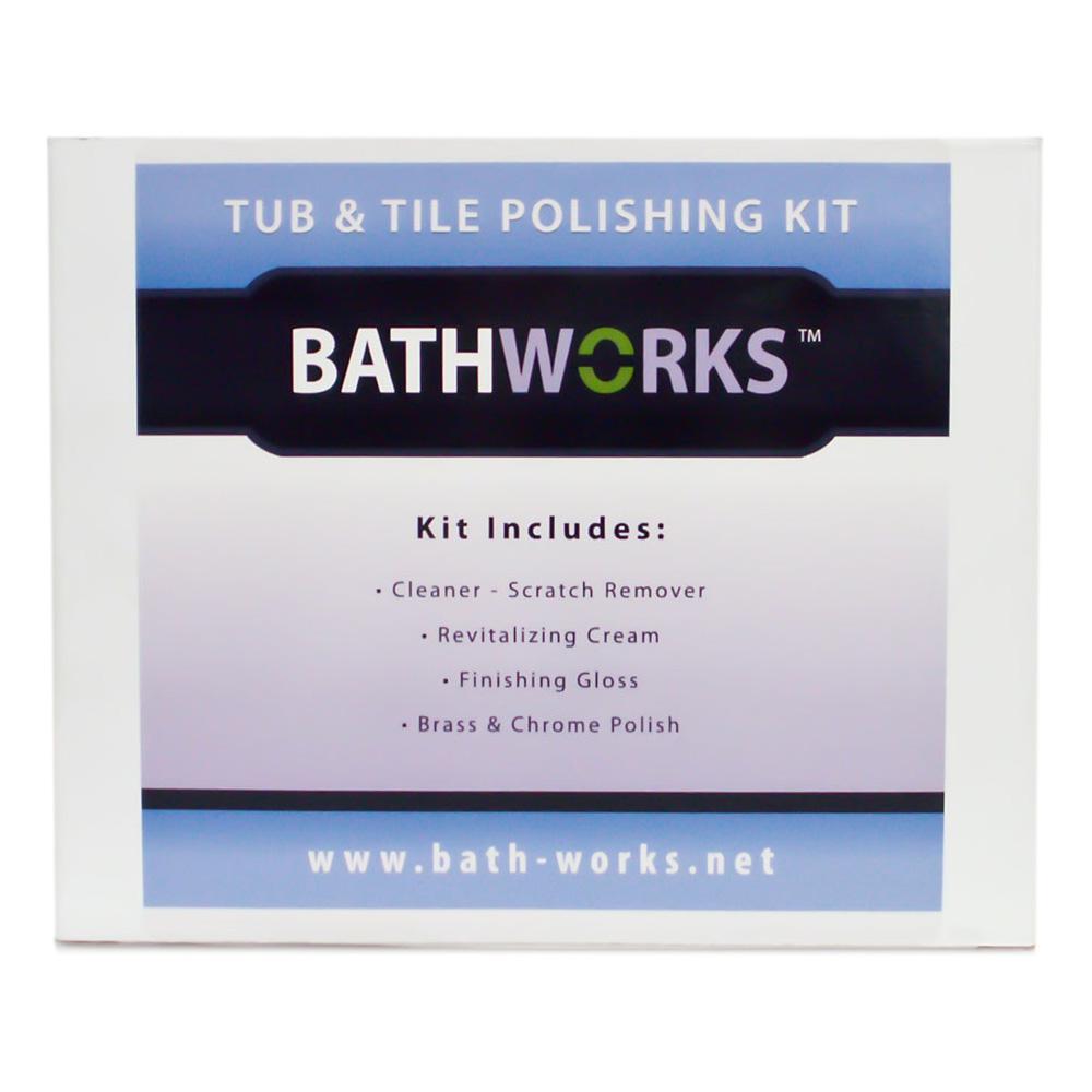 12 oz. Bathtub Polishing and Cleaning Kit