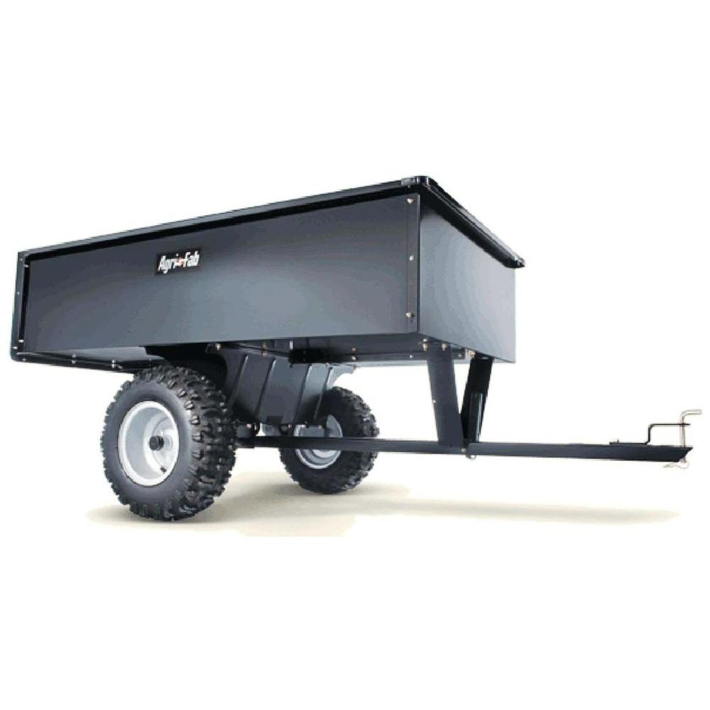 Agri-Fab 17 cu. ft. ATV Dump Cart-DISCONTINUED