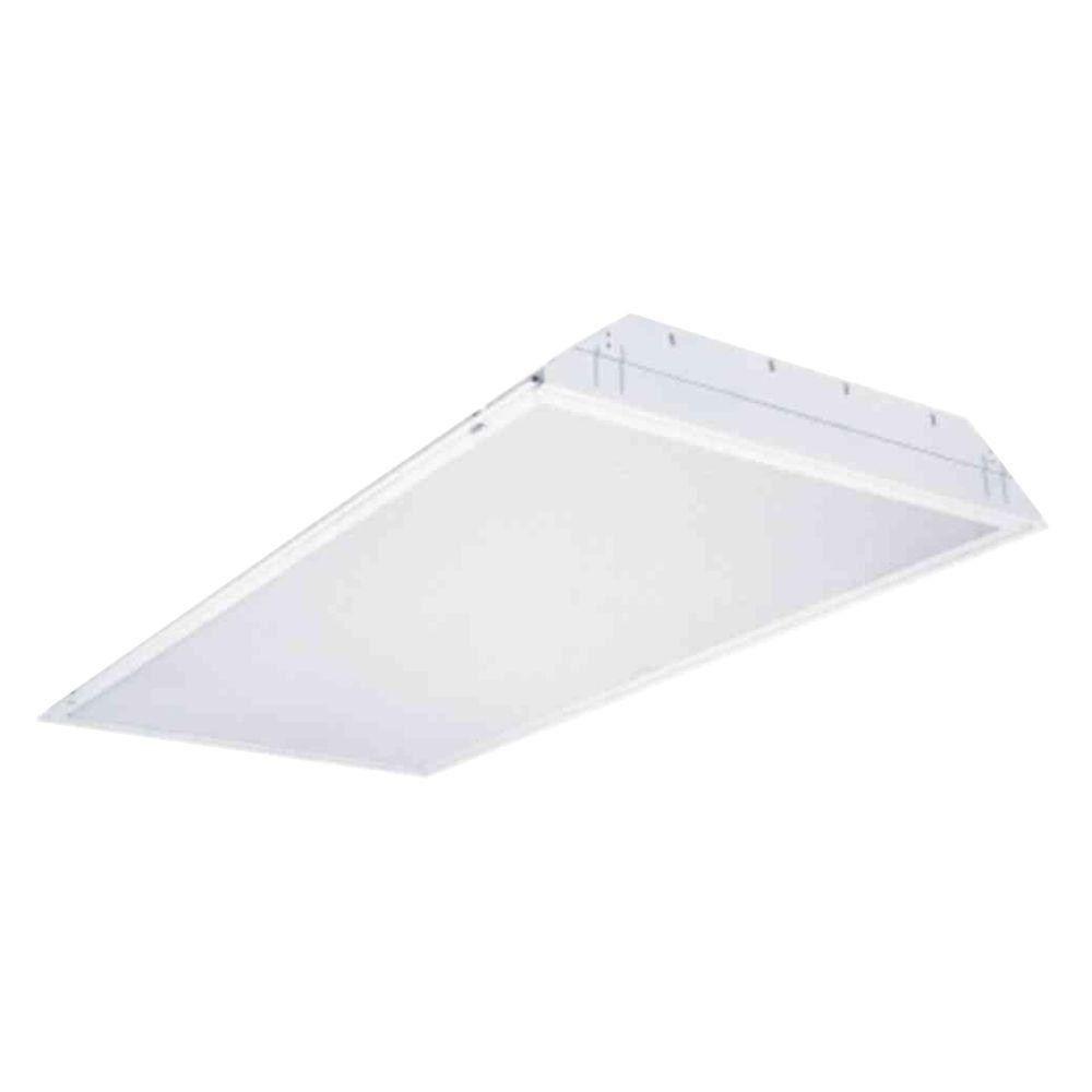 Lithonia lighting 2 ft x 4 ft 3 light grid ceiling white multi lithonia lighting 2 ft x 4 ft 3 light grid ceiling white multi arubaitofo Choice Image